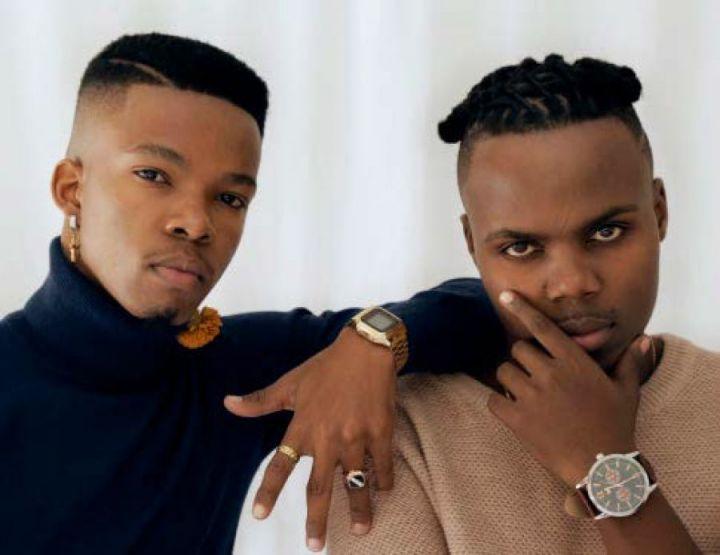South African Duo Blaq Diamond